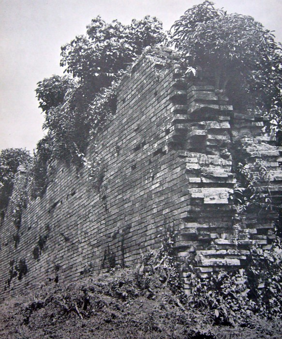 city wall NK 1