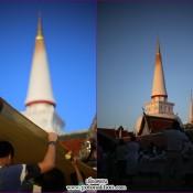 วิสาขบูชา/วันพระใหญ่ ที่เมืองคอน.2558