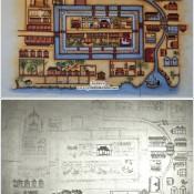 ภาพแปะฟ้า-ย้อนรอยกำแพง-ริมกำแพงเมืองลิกอร์ ยุคหลัง พ.ศ.2230 ตอนที่ 1/2