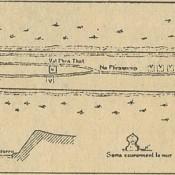 ภาพแปะฟ้า-ย้อนรอยกำแพง-ริมกำแพง-คูเมืองเมืองลิกอร์ยุคหลัง พ.ศ.2230  ตอนที่ 2/2