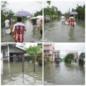 """วิกฤตน้ำท่วม""""เมืองคอน""""จุดหนึ่งจากวิกฤตโลก"""